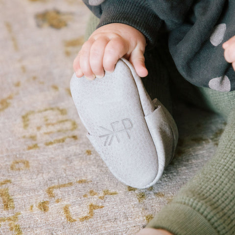 Why Soft Soles are Better for Growing Feet