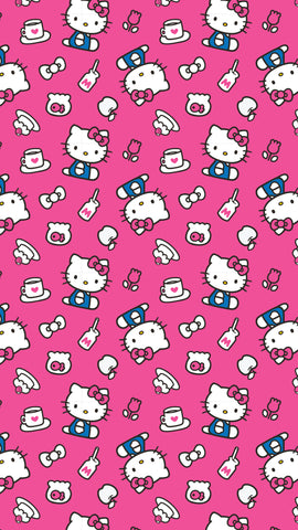 Hello Kitty Phone Background Free Downloads Freshly Picked