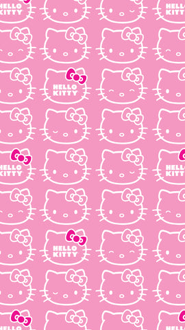 e97f45ccf How excited are you for our Hello Kitty x FP collection launch this week???  To celebrate, we've designed this FREE phone backgrounds for you to  download and ...
