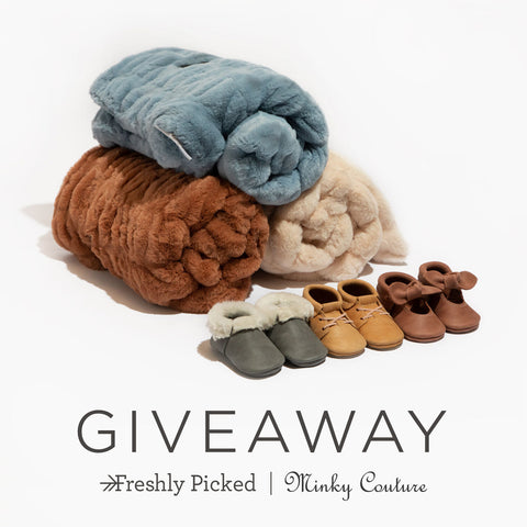 Minky Couture x FP Giveaway