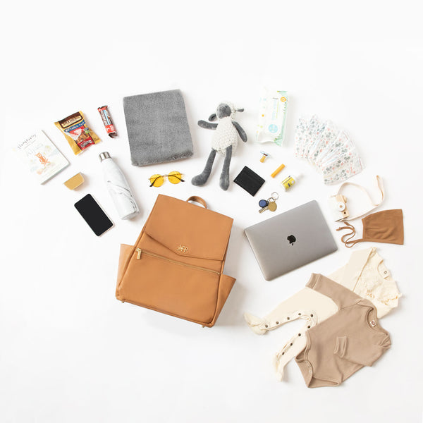 Tips for New Moms: Your Freshly Picked Bag Essentials