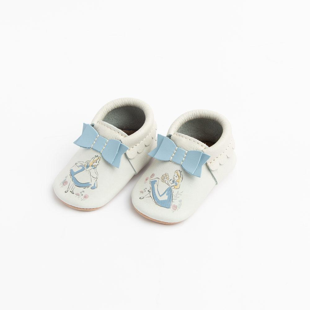 Alice Bow Mocc Bow Moccasins Soft Soles