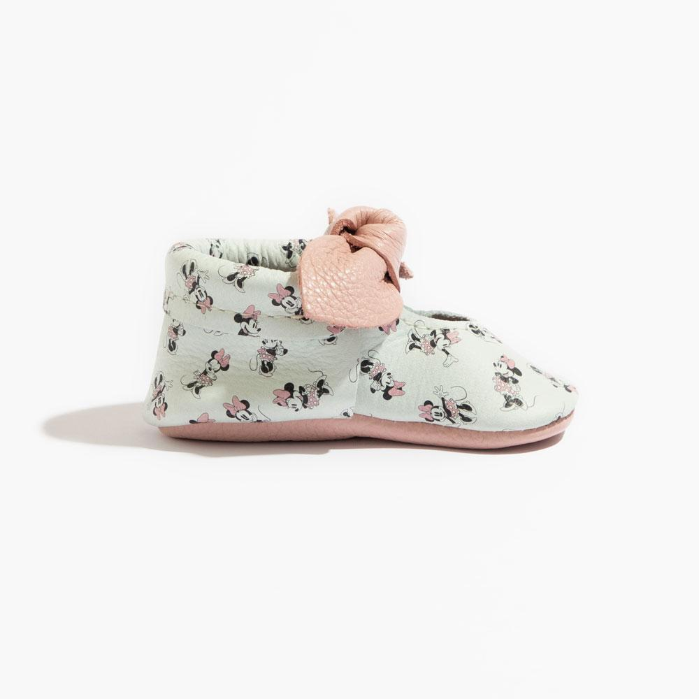 All About Minnie Knotted Bow Mocc knotted bow mocc Soft Sole