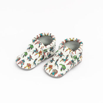 Marvel The Avengers City Moccs Soft Soles