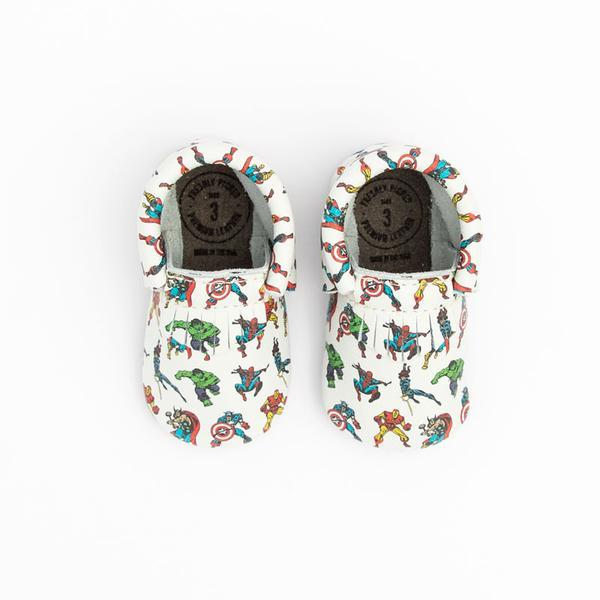 Marvel City Mocc Mini Sole Mini Sole City Mocc mini soles