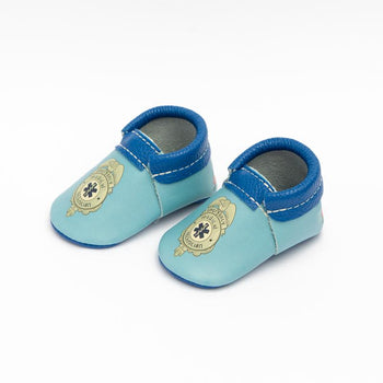 Ambulance City Mocc City Moccs Soft Soles