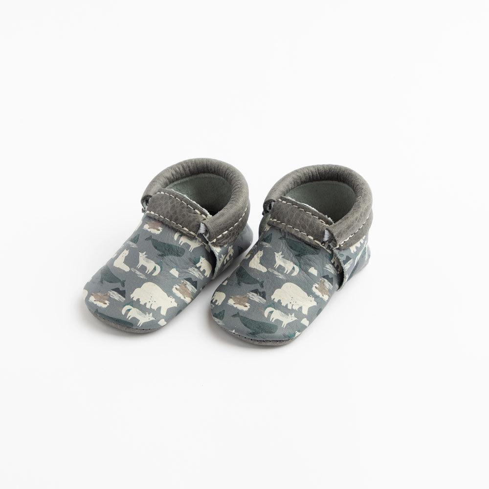 Arctic Animals City Mocc City Moccs Soft Soles