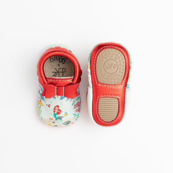 Ariel Bow Mocc Mini Sole Mini Sole Bow Moccasin Mini soles