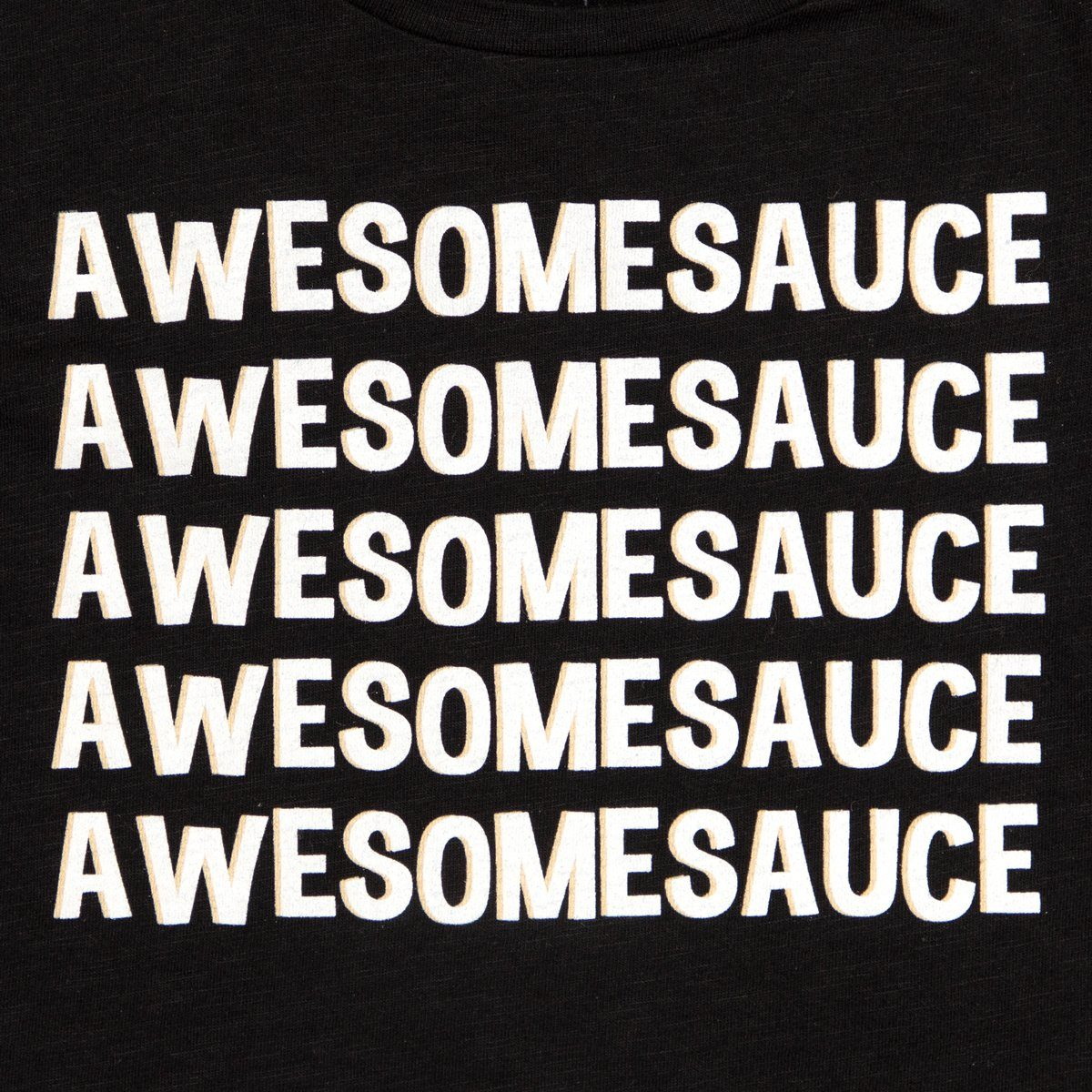 Awesome Sauce Short Sleeve Graphic Tee