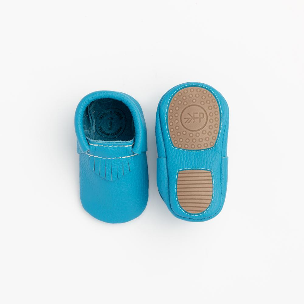 Azure City Mocc Mini Sole Mini Sole City Mocc mini soles