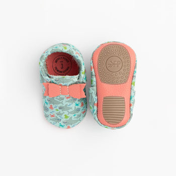 Baby Shark Bow Mocc Mini Sole