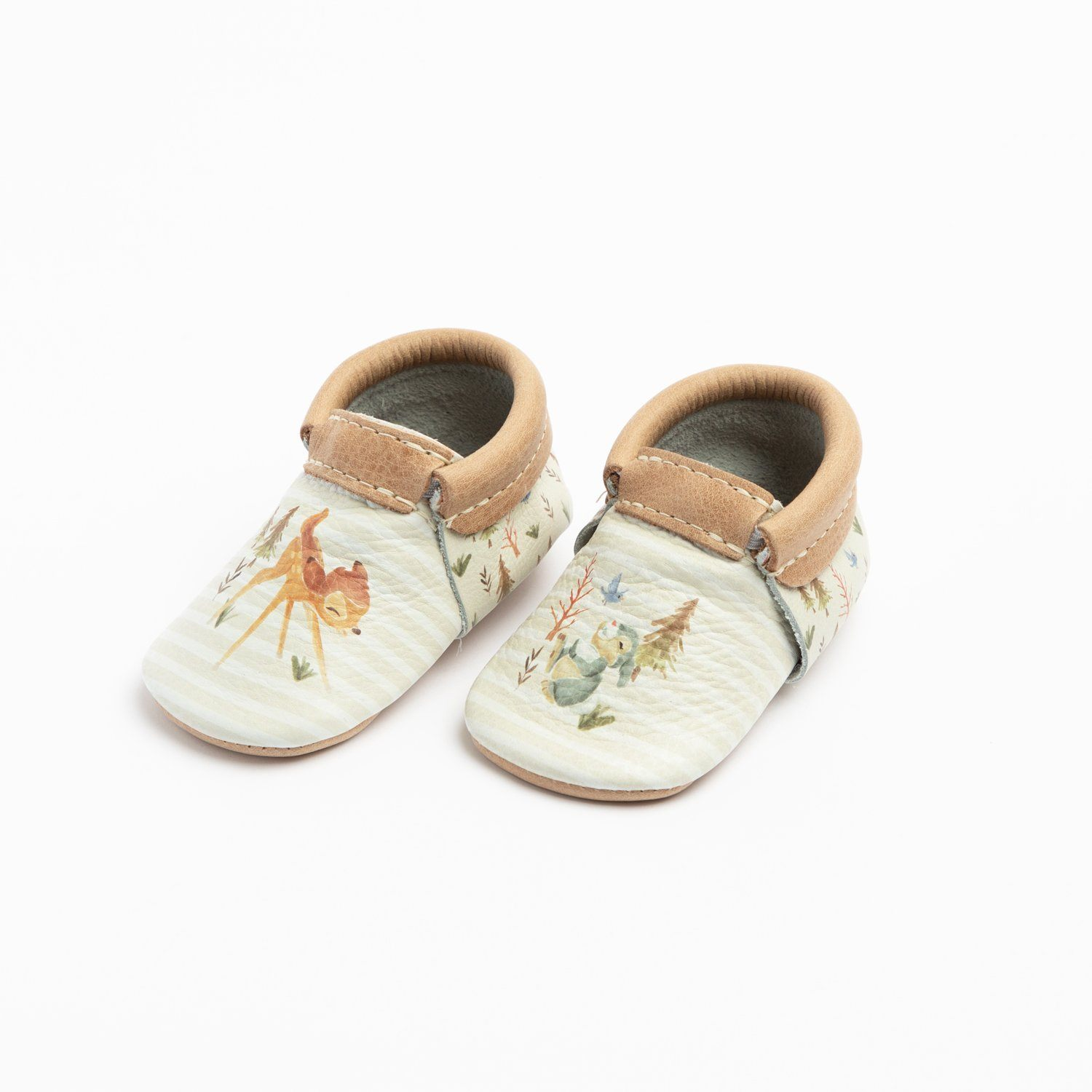 Bambi and Thumper City Mocc Mini Sole Mini Sole City Mocc mini soles
