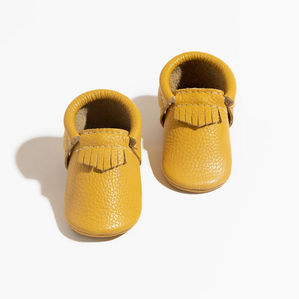 Banana Yellow City Mocc City Moccs Soft Soles