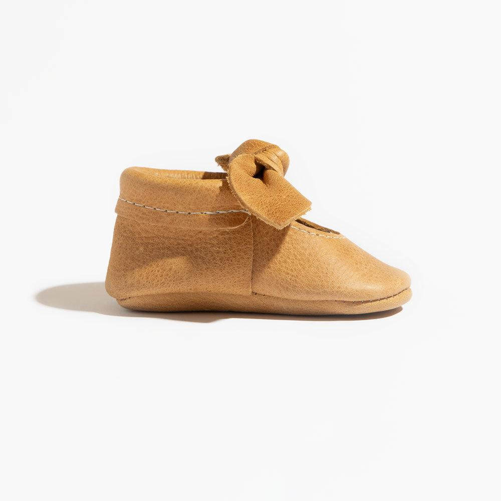 Beehive State Knotted Bow Mocc Mini Sole mini sole knotted bow mocc mini sole