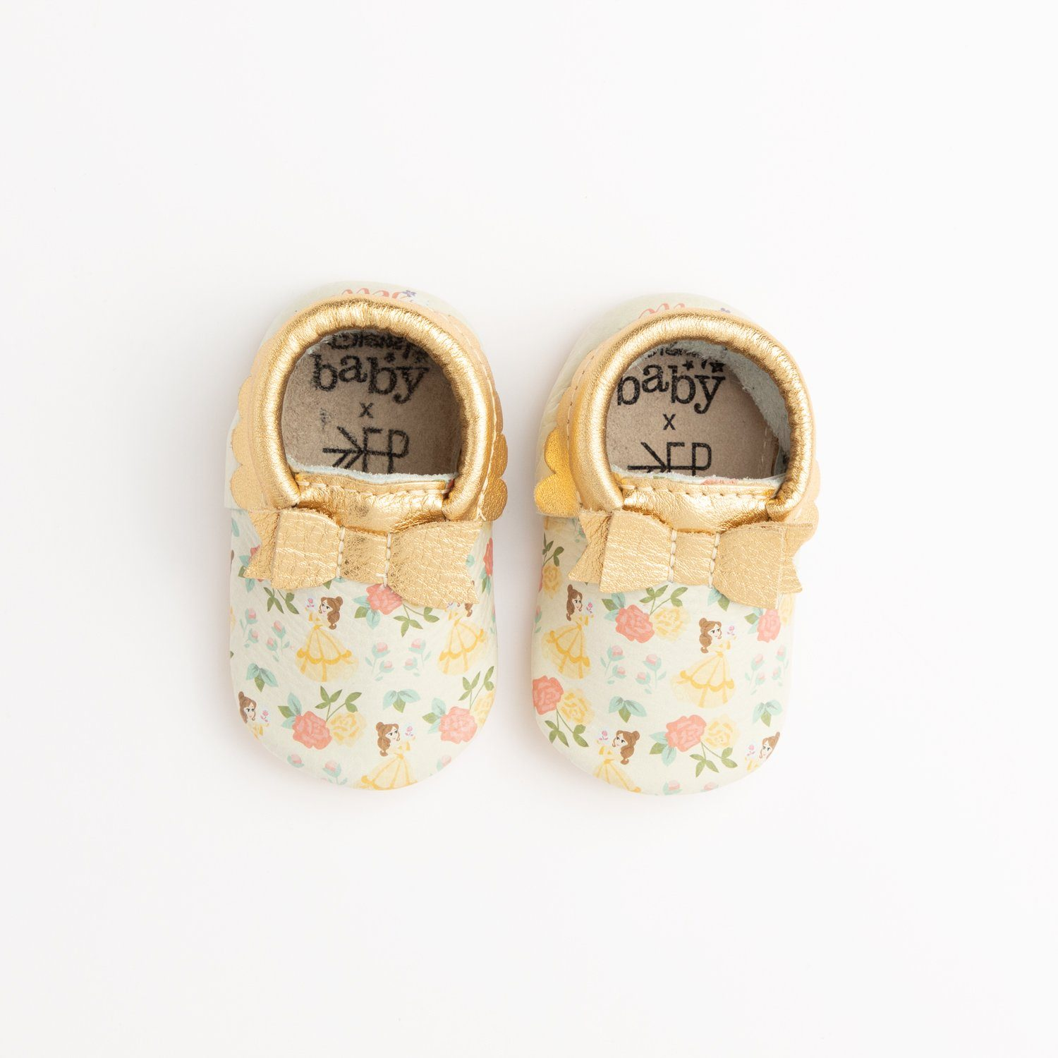 Belle Bow Mocc Mini Sole Mini Sole Bow Moccasin Mini soles