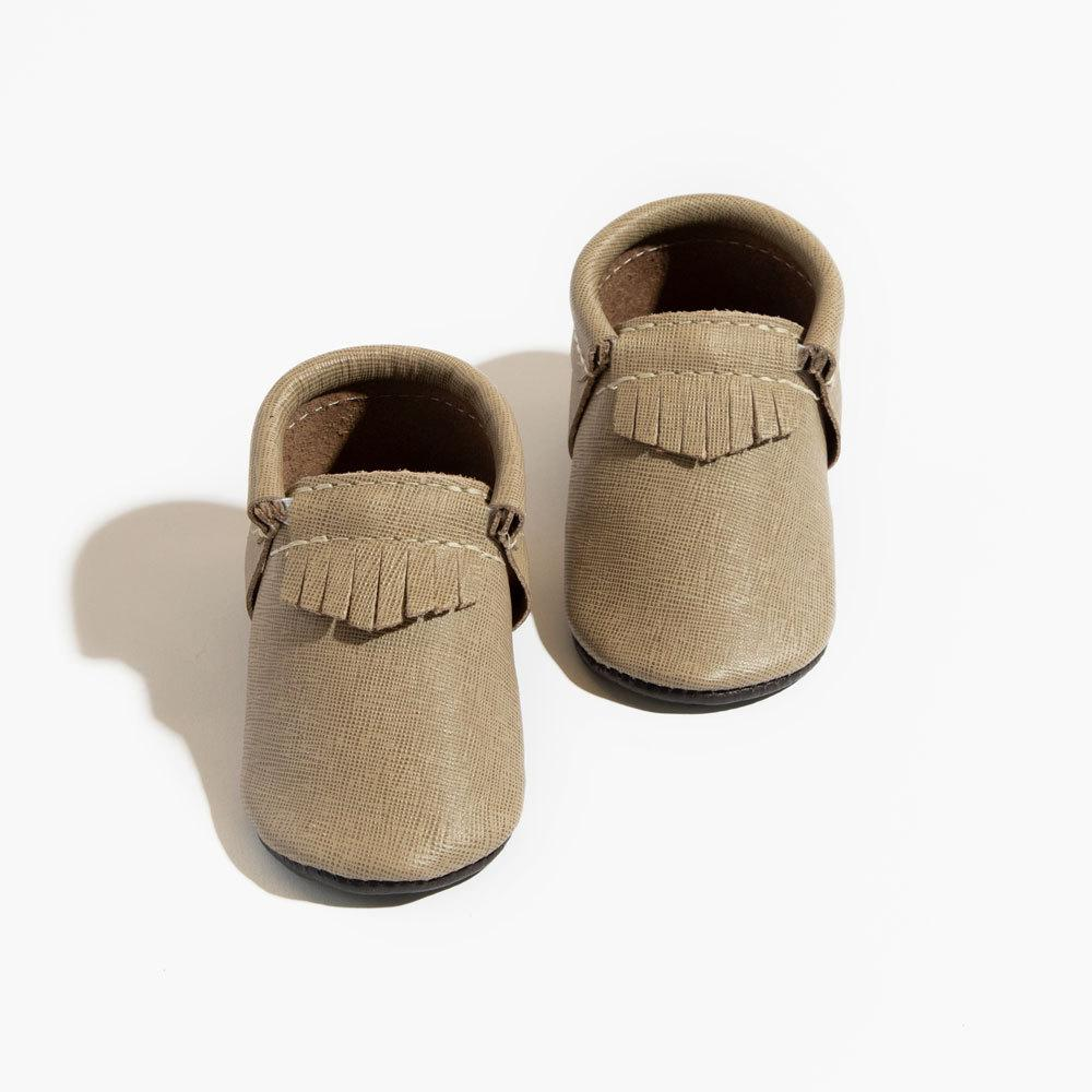 Birch Crosshatch City Mocc City Moccs Soft Soles