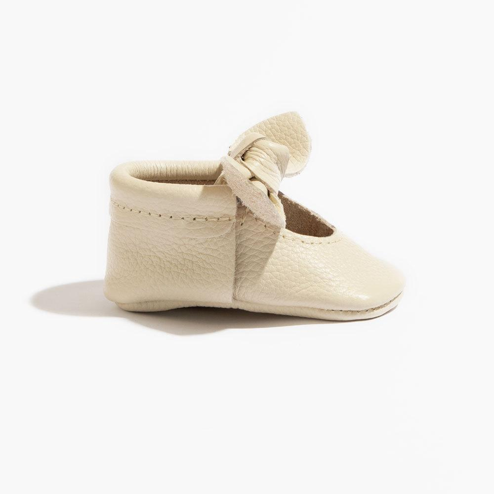 Birch Knotted Bow Mocc Mini Sole II Knotted Bow Mocc Mini Sole II