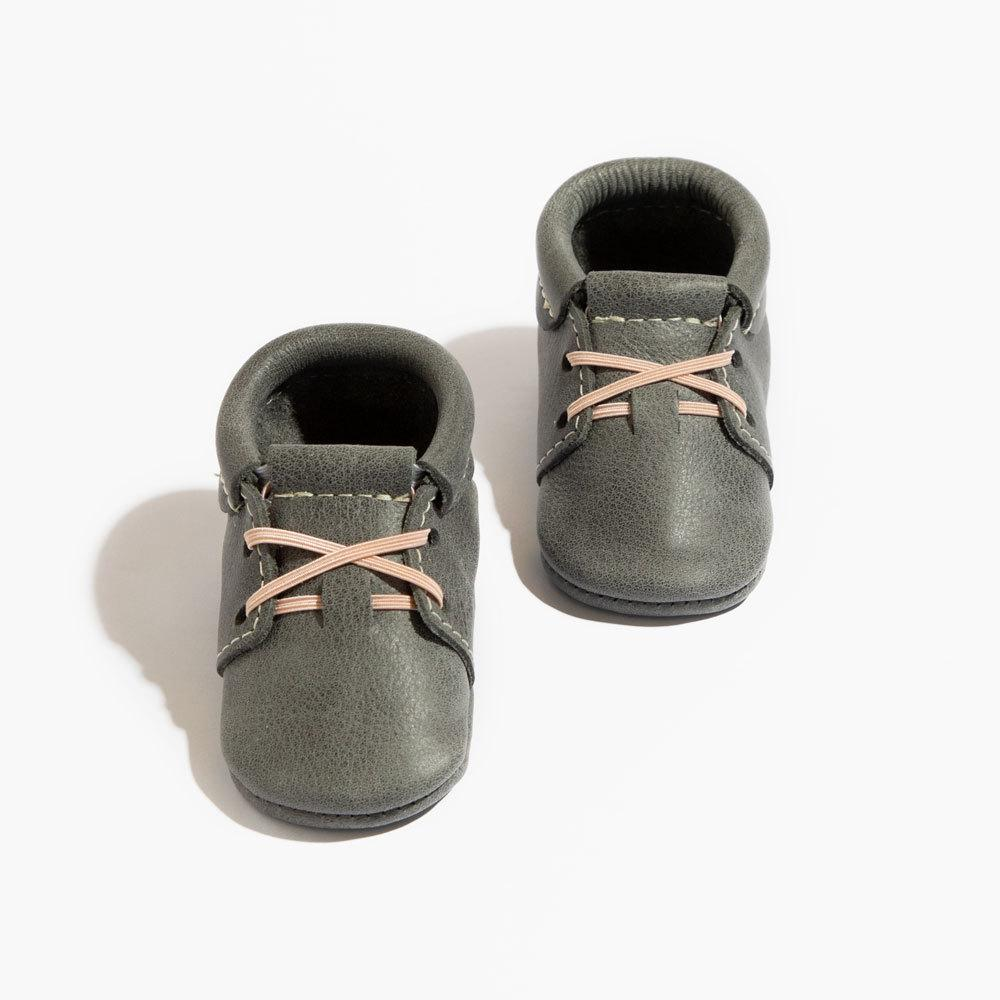 Blue Spruce Oxford Oxford Soft Soles
