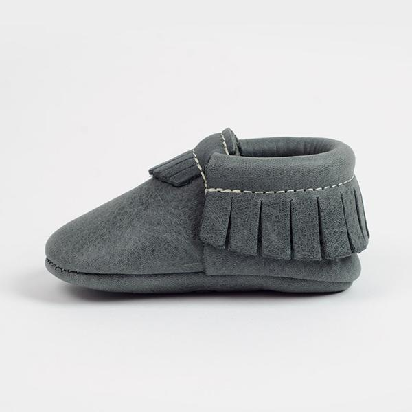 Blue Spruce Extended Sizing | Pre-Order Moccasins Soft Soles