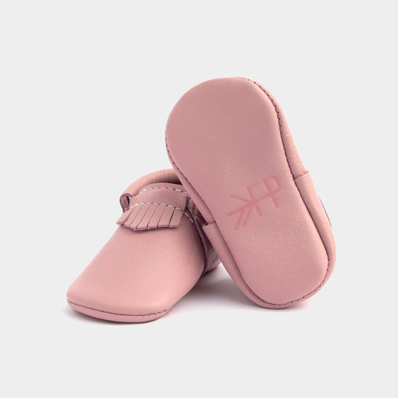 Blush City Mocc City Moccs Soft Soles