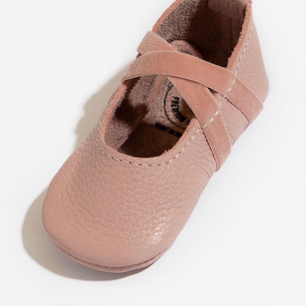 Blush Ballet Slipper Mini Sole ballet slipper mini sole