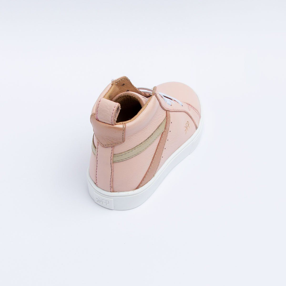 Blush High Top Sneaker