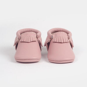 Blush Extended Sizing | Pre-Order Moccasins Soft Soles