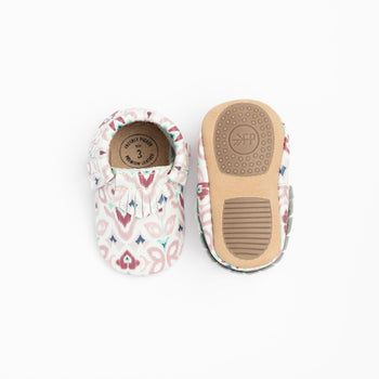 Boho Ikat Mini Sole Mini Sole Mocc Mini soles
