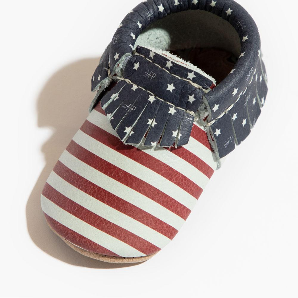 Born in the USA Mini Sole Mini Sole Mocc Mini soles