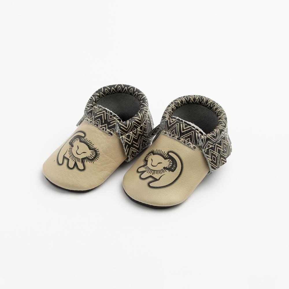 Born Wild Moccasins Soft Soles