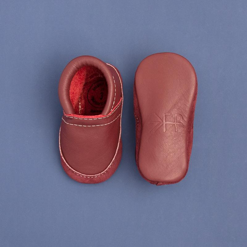 Burgundy Loafer Loafer Soft Soles