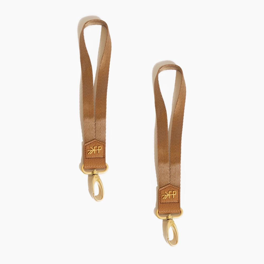 Butterscotch Classic Stroller Clips Stroller Clips Bag Accessory