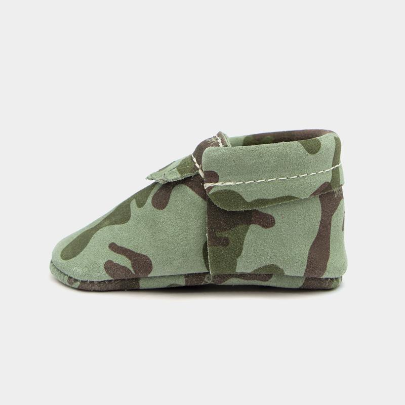 Camo City Mocc City Moccs Freshly Picked