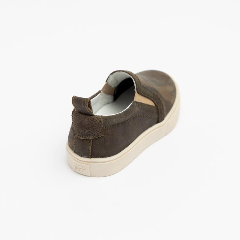 Camo Slip-On Sneaker Kids - Classic Slip-On Sneaker Kids Sneakers