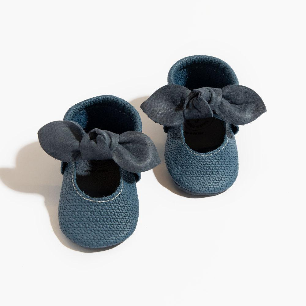 Capri Knotted Bow Mocc knotted bow mocc Soft Soles