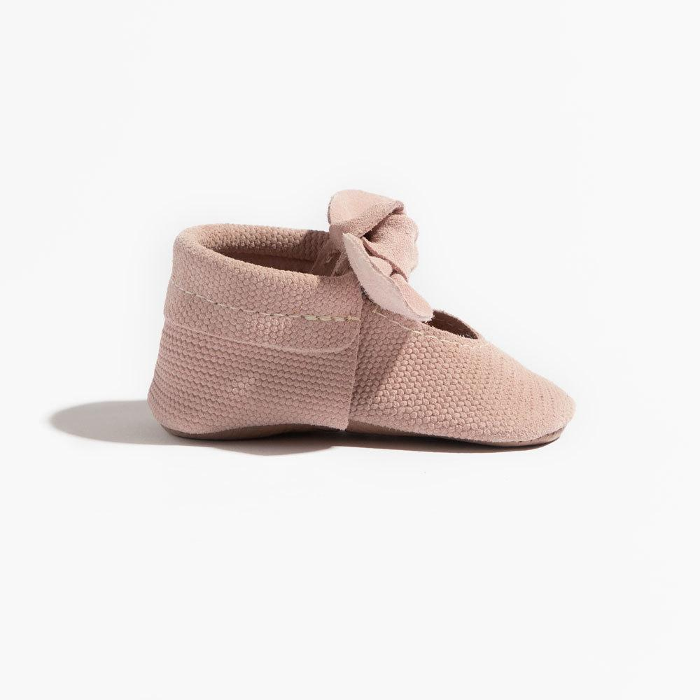 Cardigan Knotted Bow Mocc knotted bow mocc Soft Soles