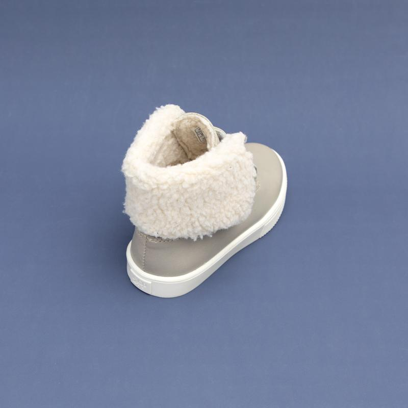 Cashmere Sherpa Boot Kids - Sherpa boot Kids Sneakers