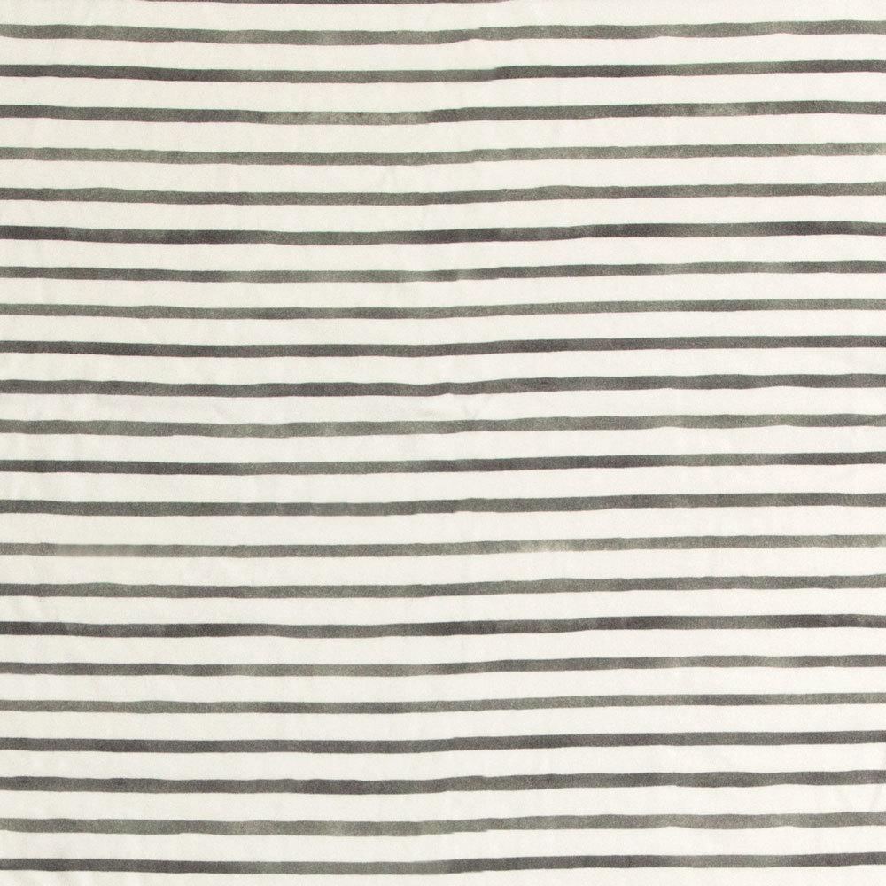 Charcoal Stripes Swaddle swaddle sleep