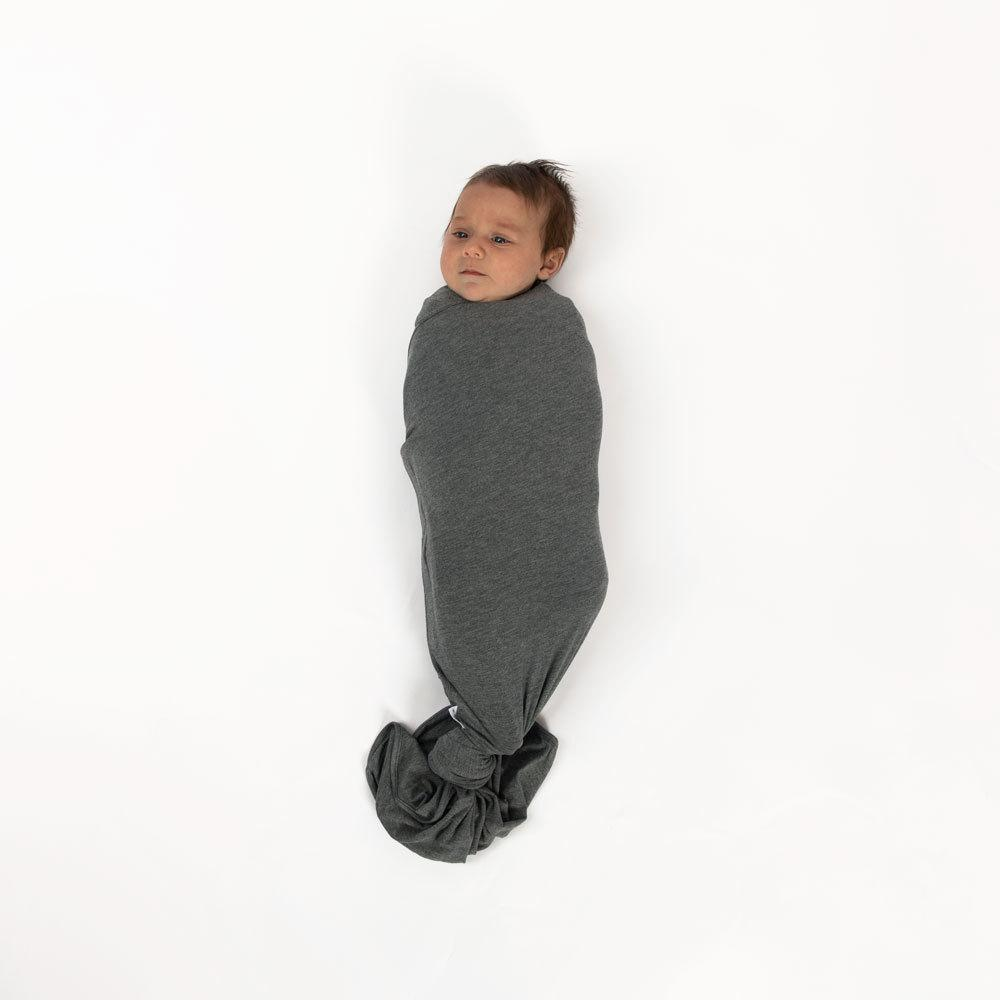 Charcoal Swaddle swaddle sleep