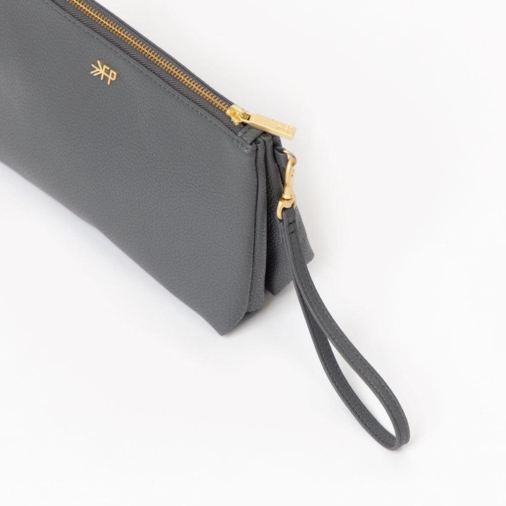 Charcoal Classic Zip Pouch Bags Bags