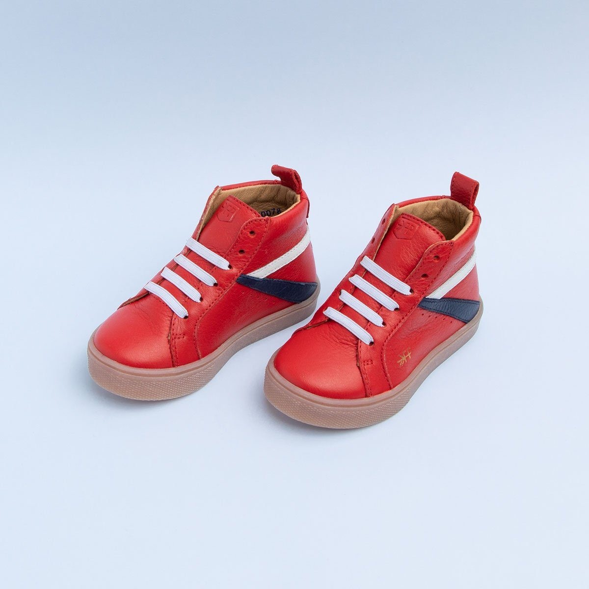 Cherry High Top Sneaker Kids - High Top Sneaker Kids Sneakers