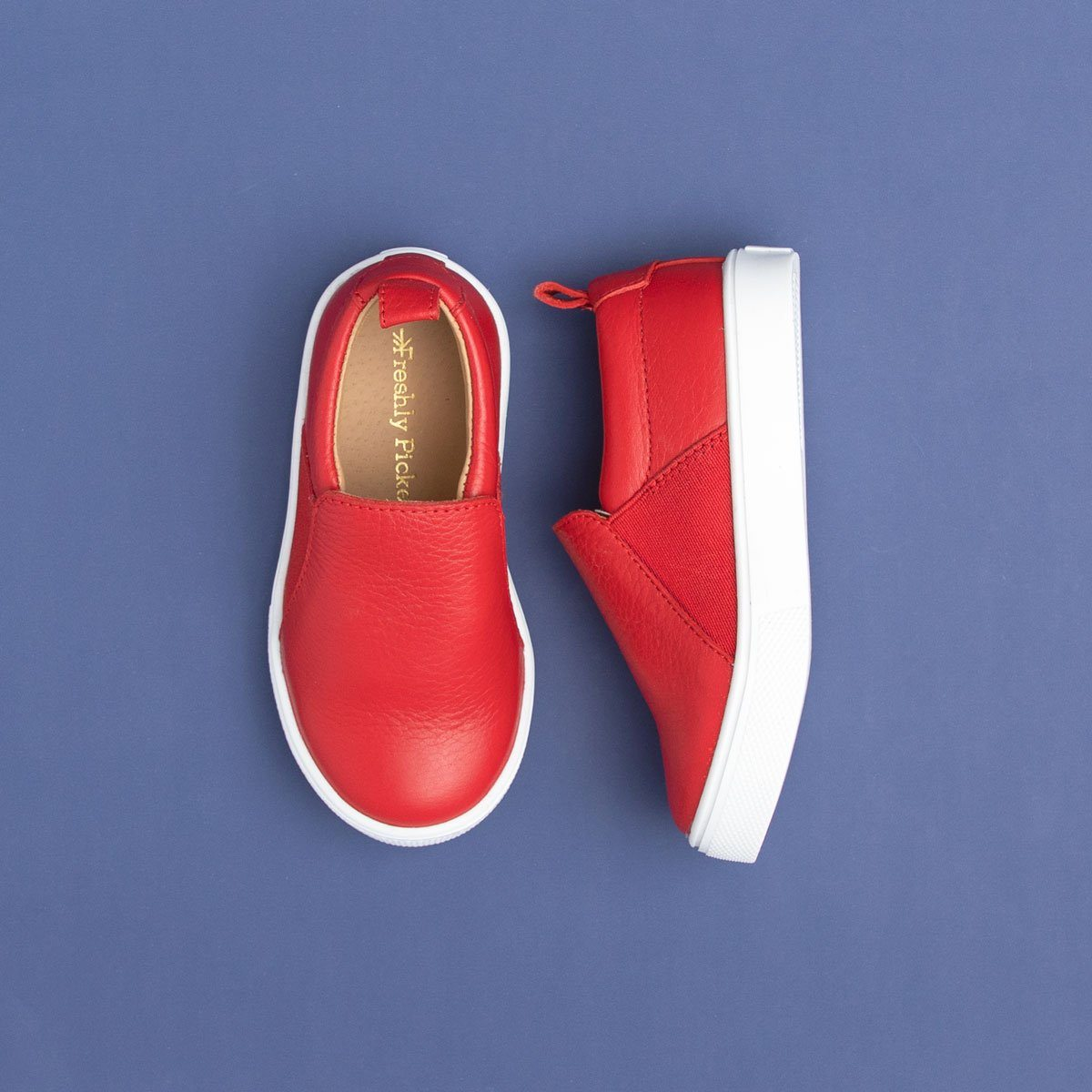 Cherry Slip-On Sneaker Kids - Classic Slip-On Sneaker Kids Sneakers