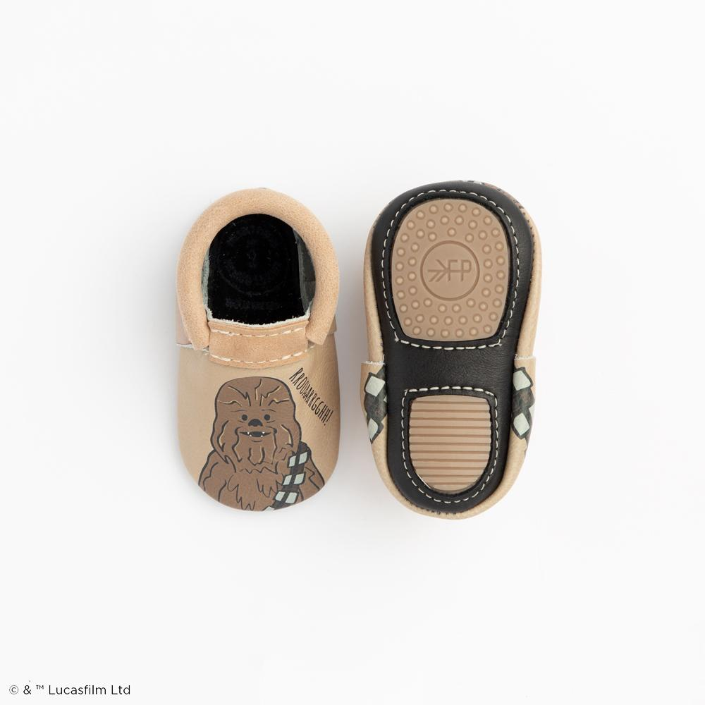 Chewbacca City Mocc Mini Sole Mini Sole City Mocc mini soles