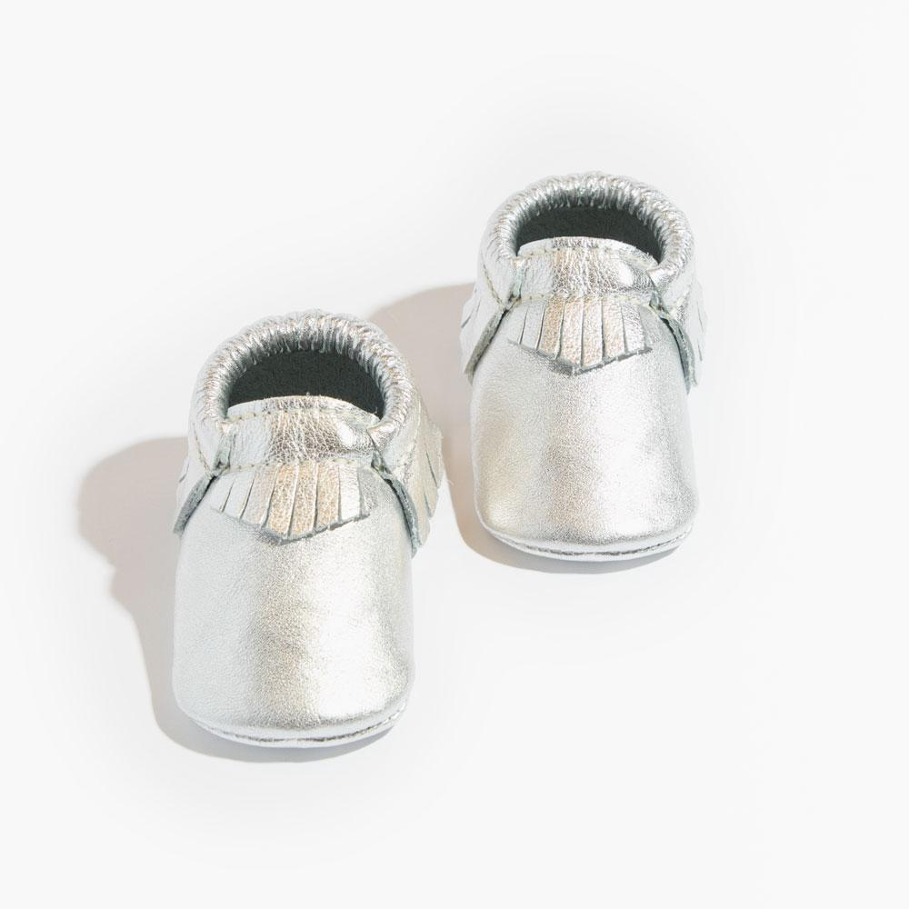 Chrome Moccasins Soft Soles