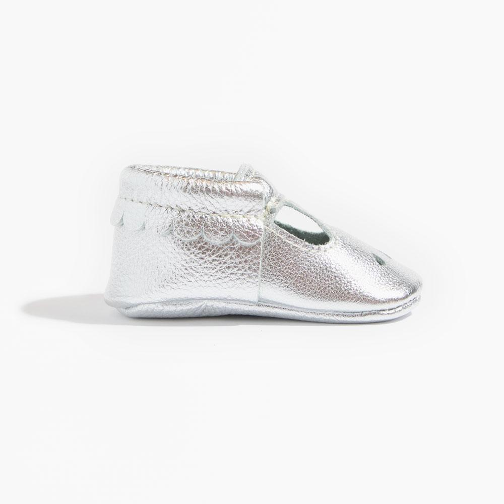 Chrome Mary Jane Mary Janes Soft Soles