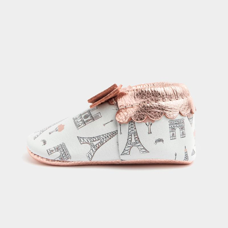 City of Love Bow Mocc Mini Sole | Pre-Order