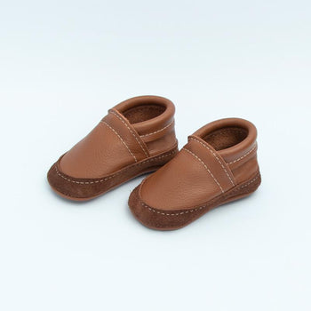 Cognac Loafer