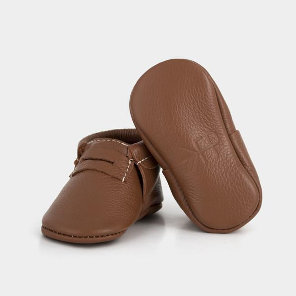 Cognac Penny Loafer Penny Loafers Soft Soles