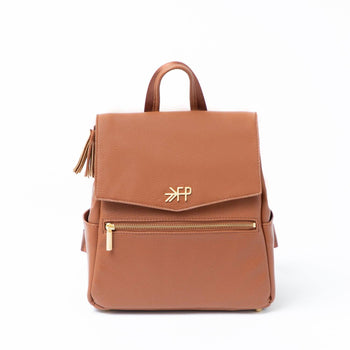 Cognac Classic Mini Bag