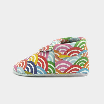 Color Cartwheels City Mocc City Moccs Soft Soles